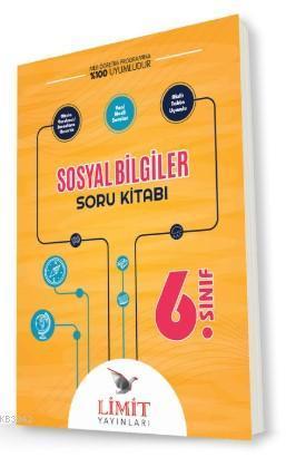 Limit Yayınları 6. Sınıf Sosyal Bilgiler Soru Kitabı Limit