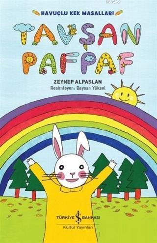 Tavşan Pafpaf - Havuçlu Kek Masalları