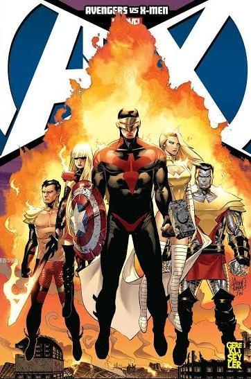 Avengers VS Xmen 2