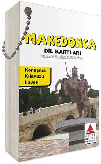 Delta Kültür Yayınları Makedonca Dil Kartları Delta Kültür