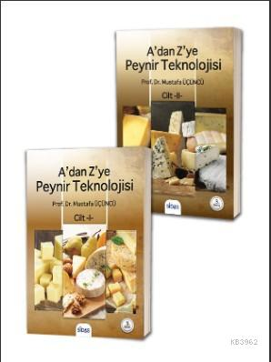 A'dan Z'ye Peynir Teknolojisi (2 Cilt)