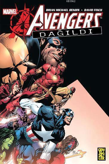 Avengers Dağıldı: Her Son Bir Başlangıçtır