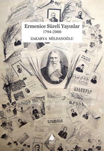 Ermenice Süreli Yayınlar 1794 - 2000