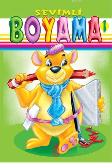 Sevimli Boyama 1