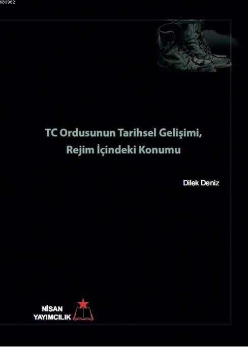 TC Ordusunun Tarihsel Gelişimi; Ordu İçindeki Konumu