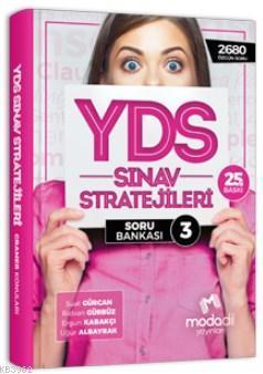 Modadil YDS Sınav Stratejileri 3 - Soru Bankası