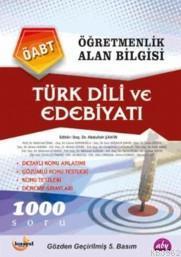 Öğretmenlik Alan Bilgisi Türk Dili ve Edebiyatı Konu Anlatımlı