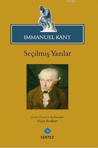 Immanuel Kant; Seçilmiş Yazılar