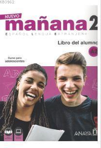 Nuevo Mañana 2 A2 Libro del Alumno +audio descargable