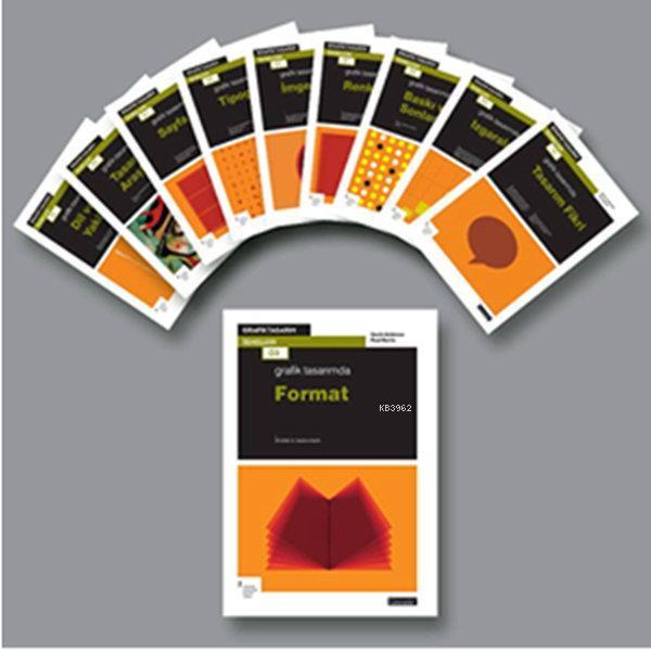 Grafik Tasarım Temelleri Seti (10 Kitap Takım)