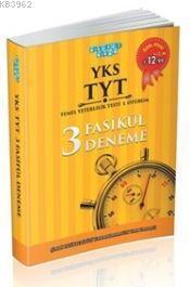 YKS TYT 3 Fasikül Deneme