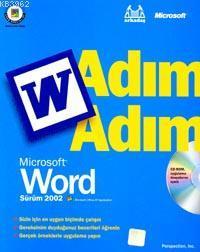 Adım Adım Microsoft Word 2002 (türkçe Sürüm)(cd İçeri ) Kampanya Fiyat