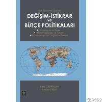 Değişim - İstikrar ve Bütçe Politikaları