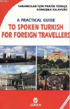 Yabancılar İçin Türkçe Konuşma Kılavuzu (Cep - İngilizce)