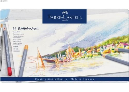 Faber-Castell Goldfaber Aqua Boya Kalemi 36lı