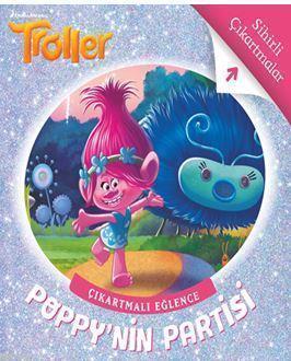 Troller - Poppy'nin Partisi; Çıkartmalı Eğlence