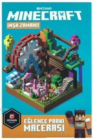 Minecraft İnşa Zamanı - Eğlence Parkı Macerası
