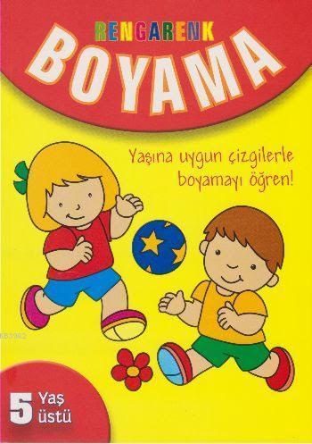 Rengarenk Boyama (5+ Yaş)