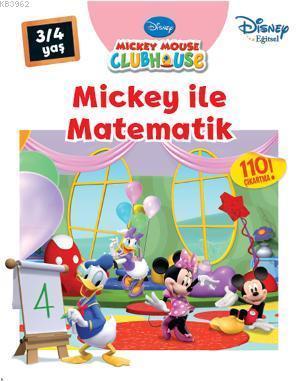Mickey ile Matematik (3-4 Yaş)
