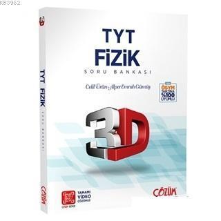 Çözüm TYT 3D Fizik Soru Bankası Yeni
