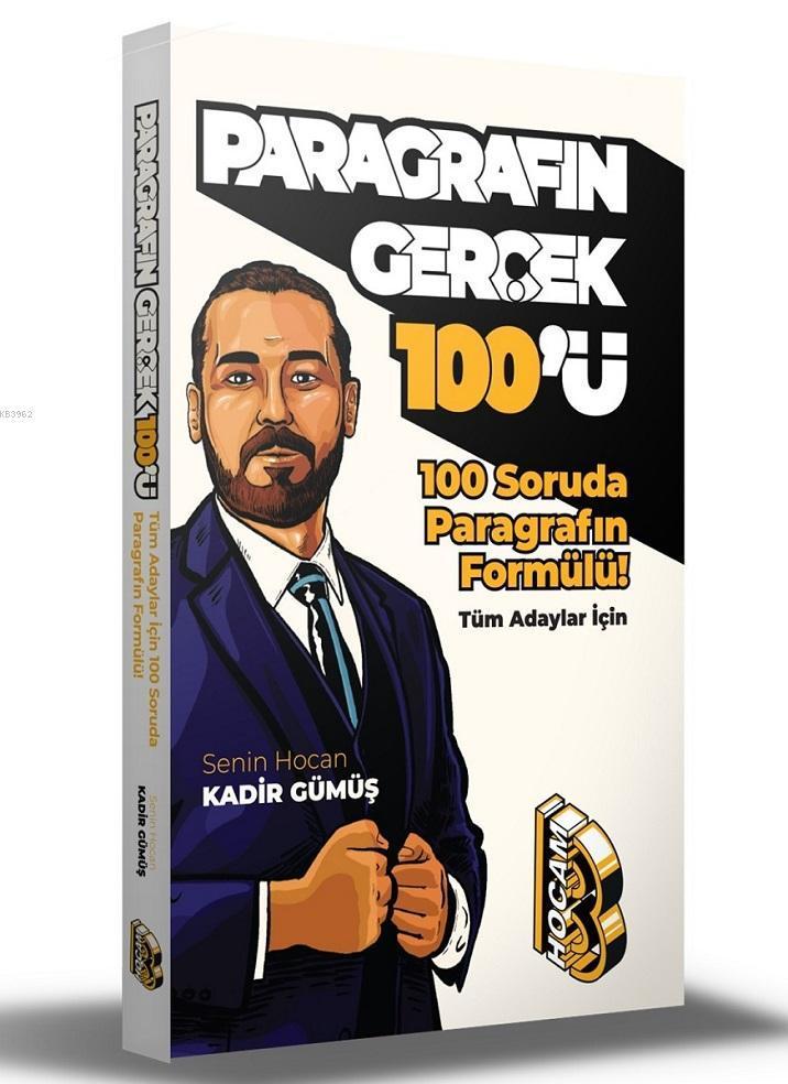 100 Soruda Paragrafın Formülü - Paragrafın Gerçek Yüzü Benim Hocam Yayınları