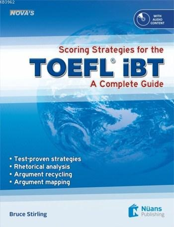 Scoring Strategies for the TOEFL iBT + CD; A Complete Guide