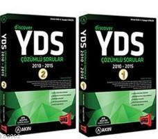 YDS Discover Çözümlü Çıkmış Sorular Seti