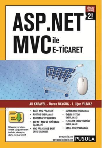 Asp.Net Mvc ile E-Ticaret ve İçerik Yönetimi