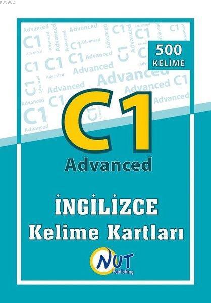 C1 Advanced İngilizce Kelime Kartları