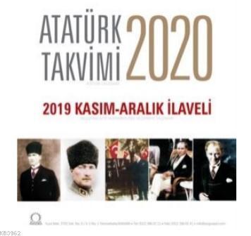 Atatürk Duvar Takvimi 2020