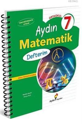 Aydın 7.Sınıf Matematik Defterim
