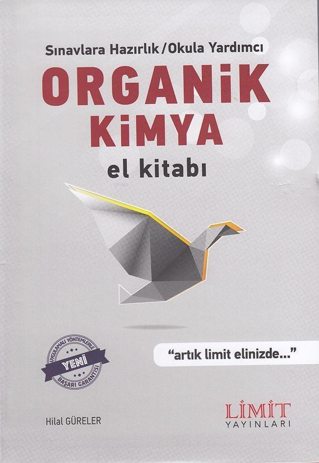 Limit Yayınları YKS Organik Kimya El Kitabı Limit