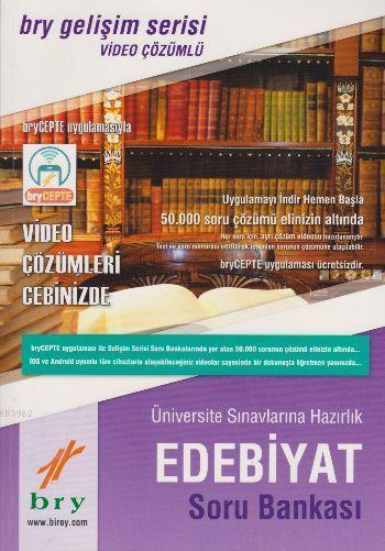 Edebiyat Soru Bankası Video Çözümlü TM TS