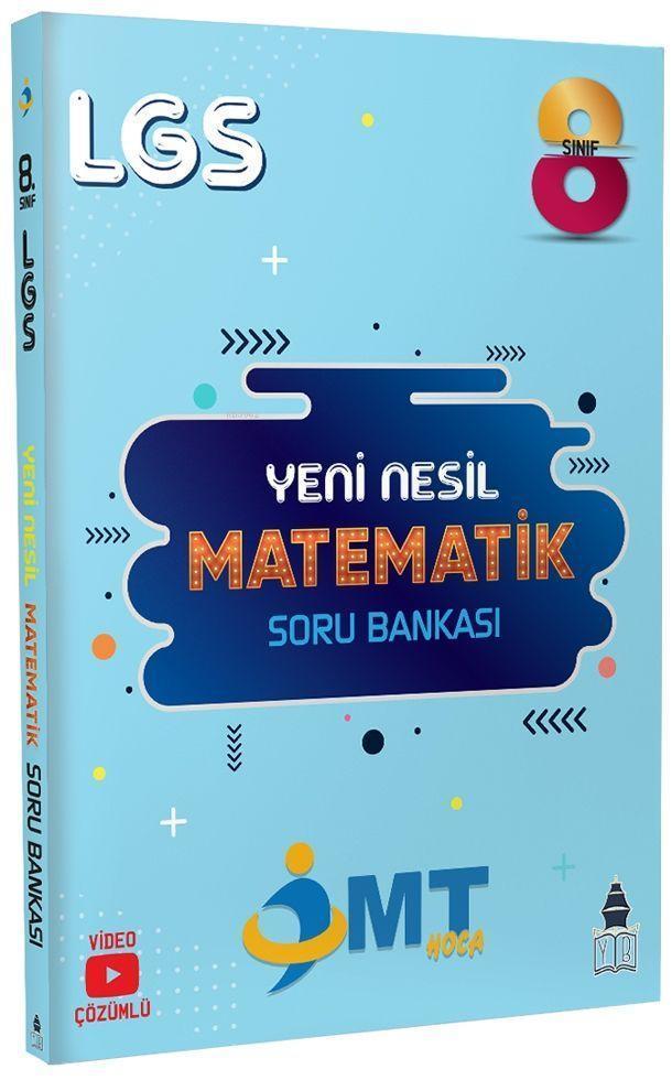 Tonguç Yayınları 8. Sınıf LGS Matematik İMT Yeni Nesil Soru Bankası Tonguç