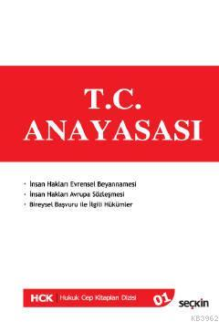 Yeni Cumhurbaşkanlığı Sistemine Göre T.C. Anayasası