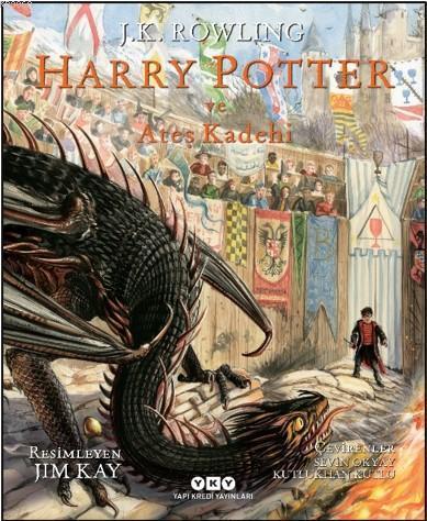 Harry Potter ve Ateş Kadehi (4); Resimli Özel Baskı