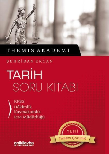 Themis Akademi - Tarih Soru Kitabı