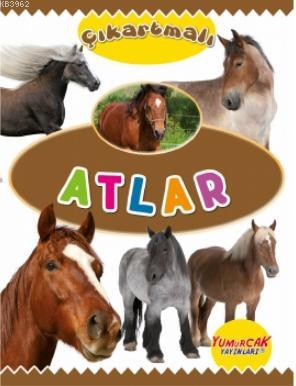 Çıkartmalı Atlar; Erken Öğrenme Kitapları
