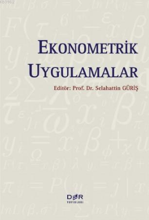 Ekonometrik Uygulama