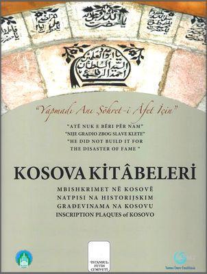 Kosova Kitâbeleri;