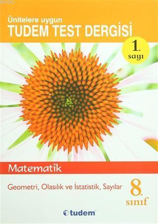 8. Sınıf Matematik Test Dergisi (8'li Set)