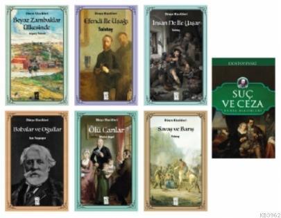 Rus Edebiyatı Seti (7 Kitap)