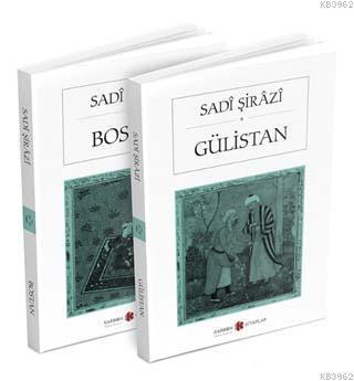 Bostan - Gülistan (2 Cilt Takım)