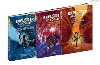 National Geographic Kids- Kaşifler Akademisi Seti 3 Kitap