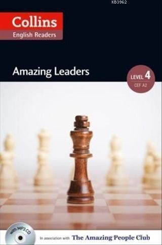 Amazing Leaders +CD (A.People Readers 4) B2
