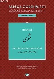 Farsça Öğrenim Seti 4; (Seviye Orta) Mesnevi