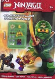 Lego Ninjago Masters of Spinjitzu Elementler Turnuvası