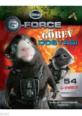 G-Force - Görev Dosyası
