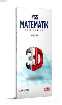 YGS 3D Matematik Soru Bankası