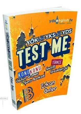 YÖKDİL-YKSDİL-YDS Test Me Soru Bank